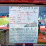 Adler Trumpf Junior 1E- Limousine technische Daten vom Eigentümer