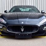 Maserati GranTurismo S front view / Frontansicht