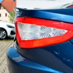 Maserati GranTurismo Heckdetail Blinker