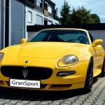Maserati GranSport Coupé Frontansicht