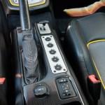 Maserati GranSport Mittelkonsole