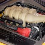 Maserati GranSport Motorblockgehäuse in Sandstrahloptik