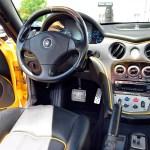 Maserati GranSport mit Blick auf Armaturentafel