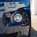 Maserati GranTurismo S mit H2-Scheinwerfer unten