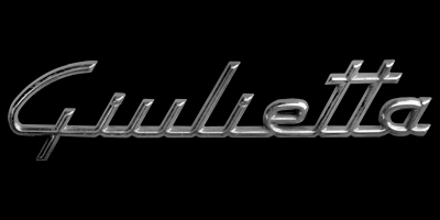 Logo Alfa Romeo Giulietta Typ 940 2010-2013