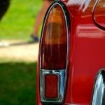 Fiat 1500 Cabriolet Blinker 2-teilig