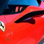 Ferrari 458 Italia Aussenspiegel
