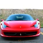 Ferrari 458 Italia Frontansicht / front view