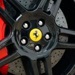 Ferrari 458 Spider mit Brembo Carbon Ceramic Scheibenbremsen