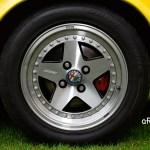 Alfa Romeo Spider Leichtmetallfelgen von Zender