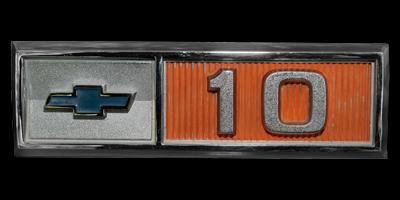 Logo Chevrolet C10 (1960-1966)