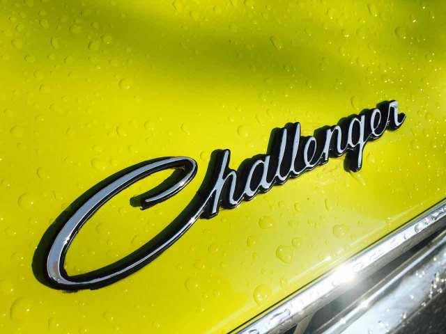 challenger-schrift