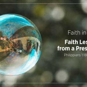 Faith Lessons from a Preschooler