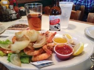 Davis Pub Shrimp