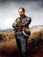 History-Appomattox, Oil painting, John A. Elder artist, 1888