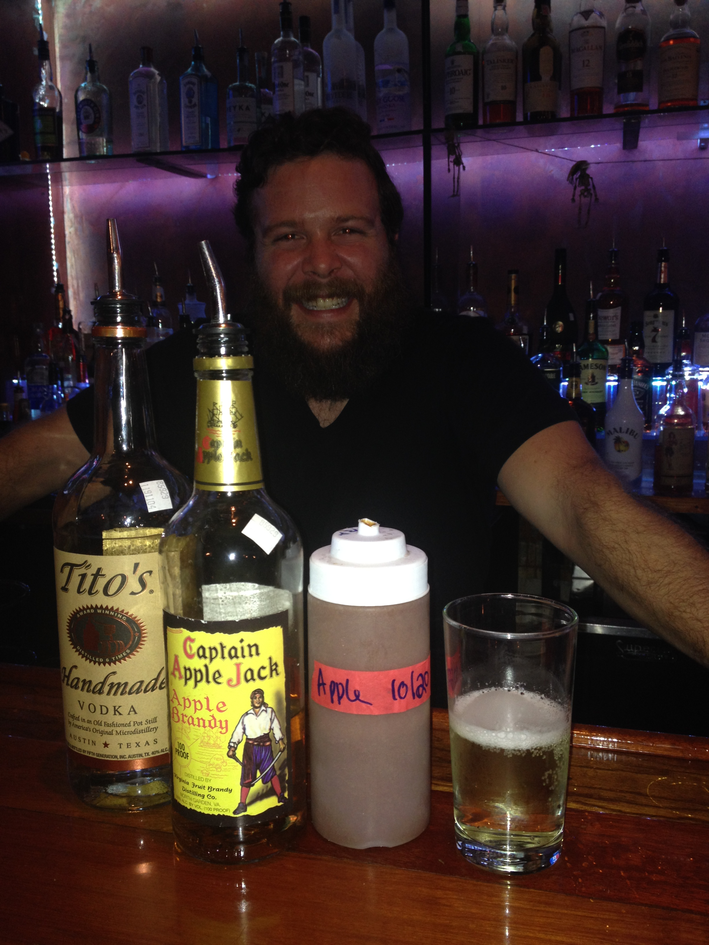 Behind the Bar with Matt Engstrand