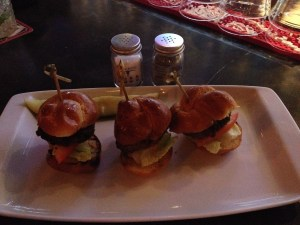 Dining Out sliders