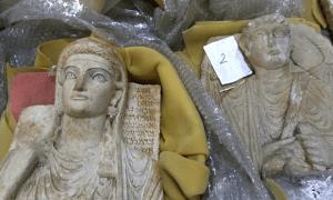History-Destruction of Art