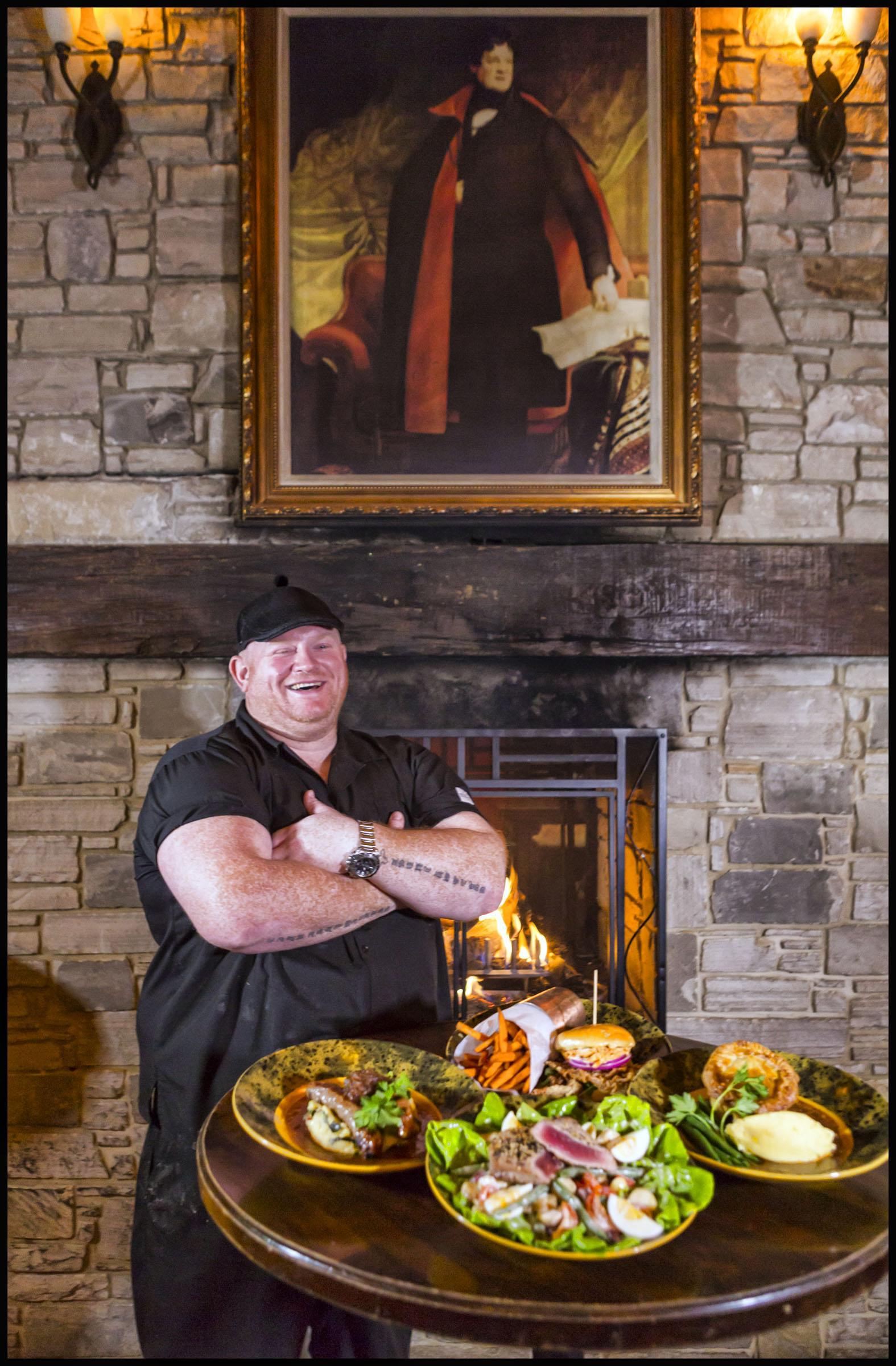 Chef's Special: Declan Horgan