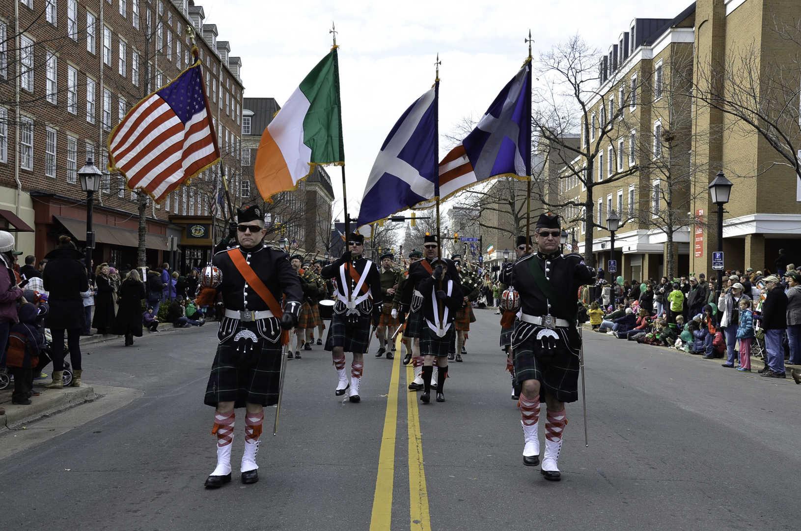 St. Patricks Day Parade 2018!!!!
