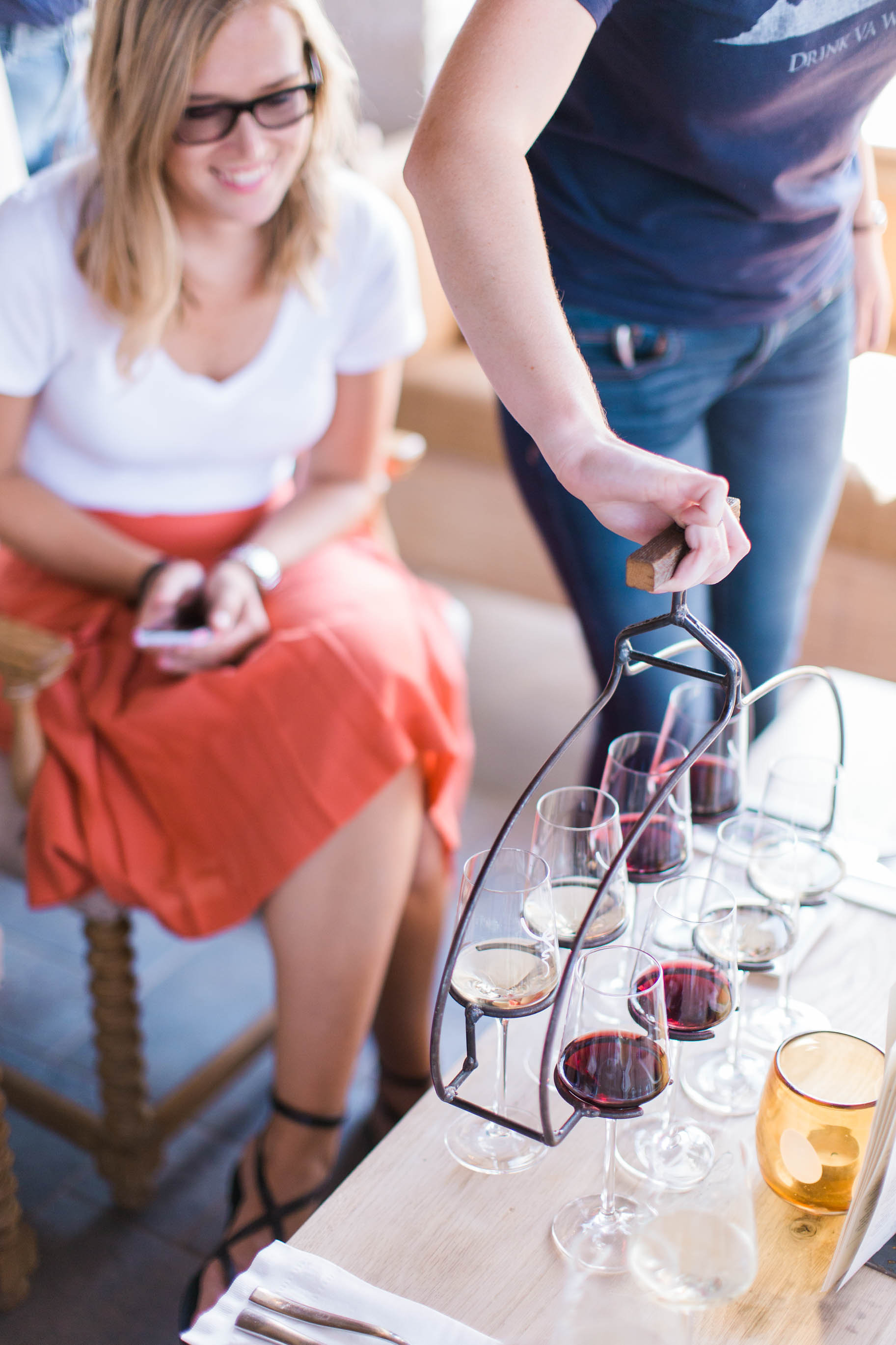Three Days in Madison County: Five Wineries and A Taste of Old Country