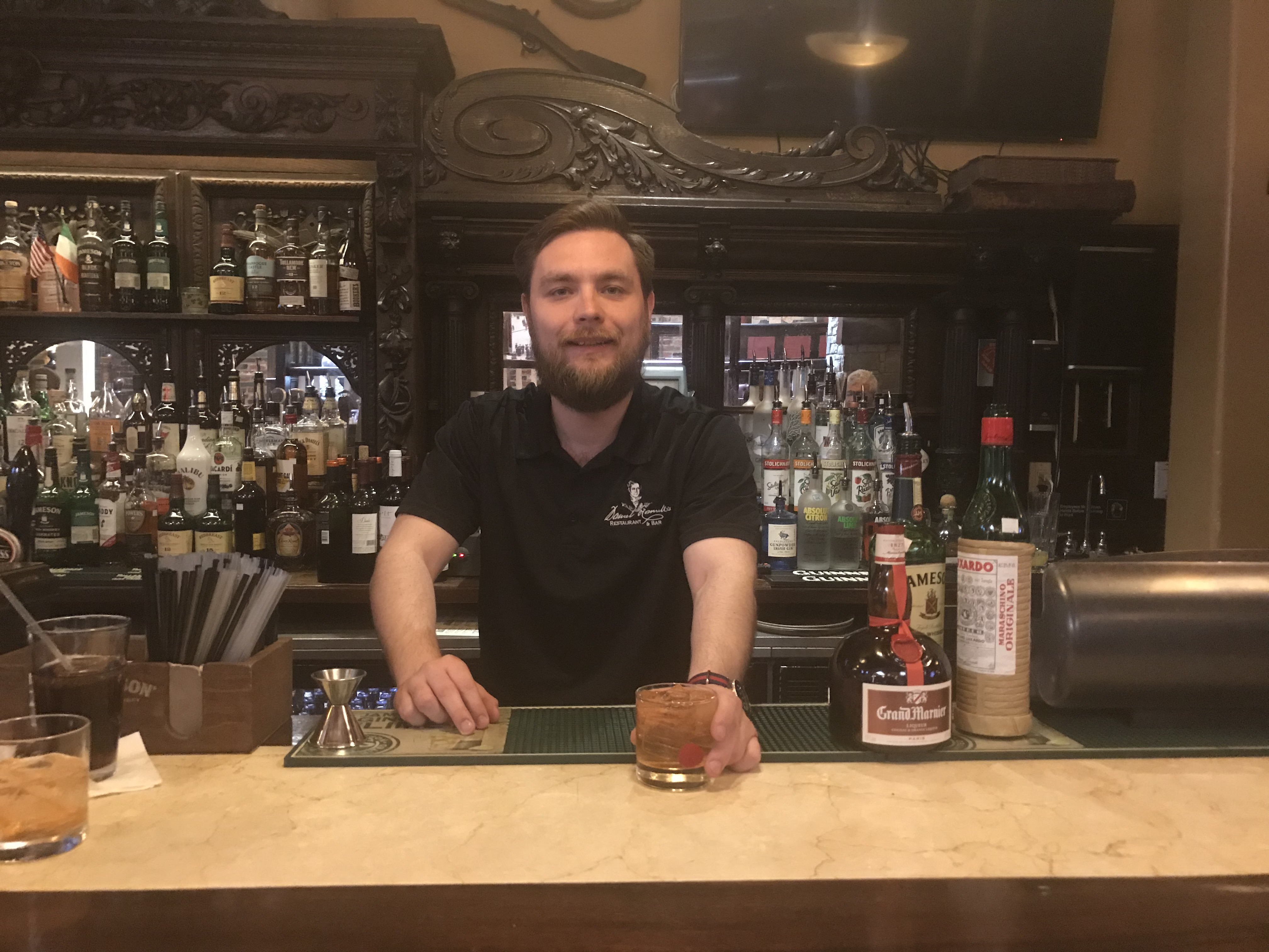 Behind the Bar: Daniel Zielinski