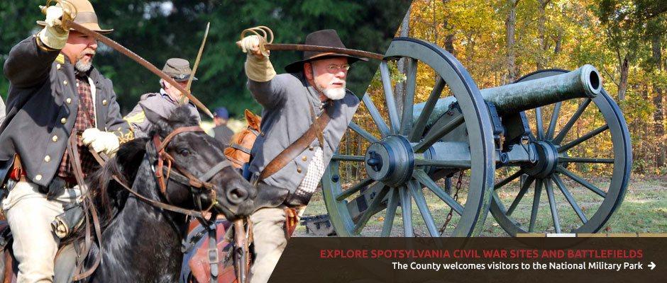 Three Days in Spotsylvania