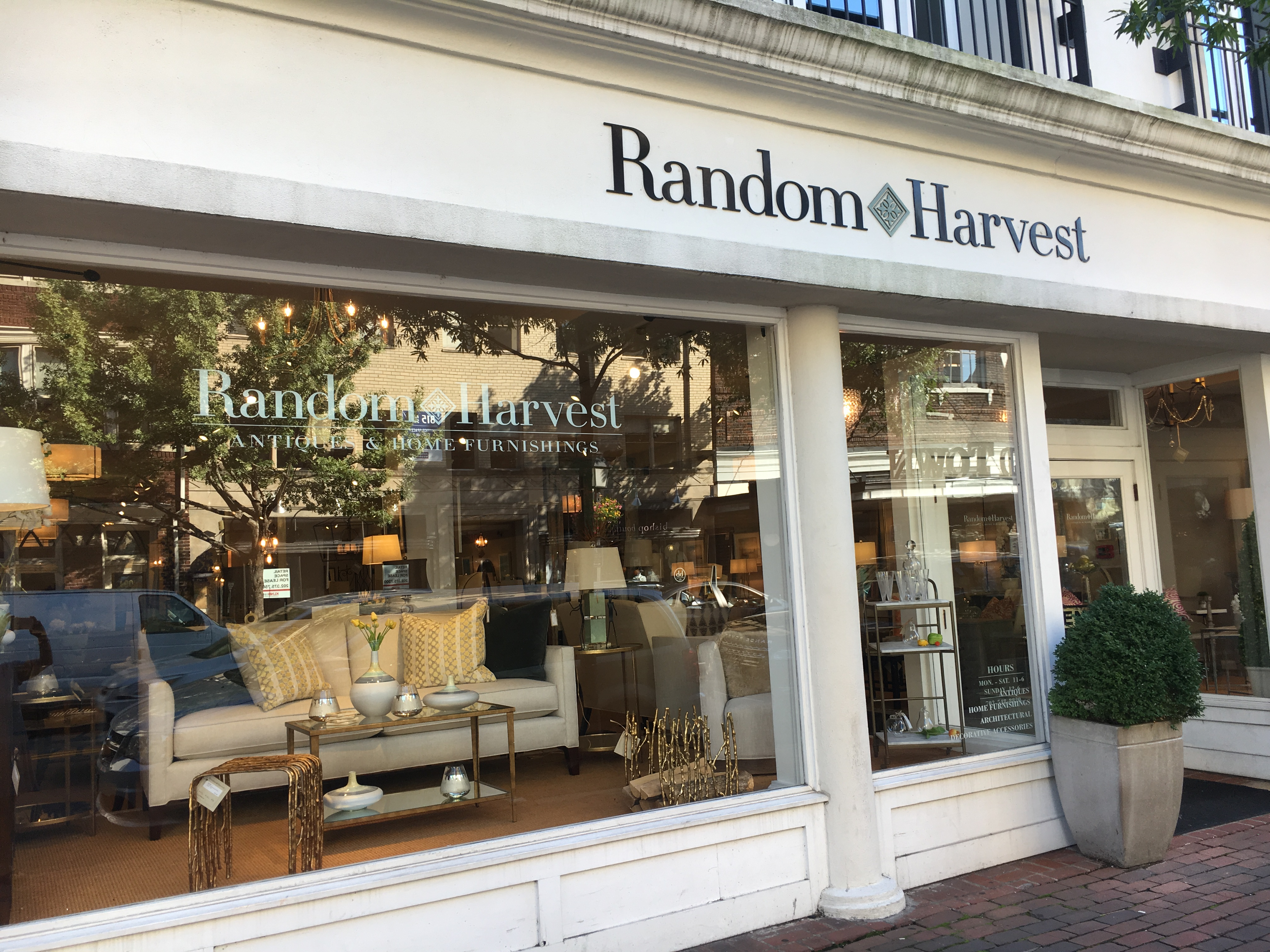 Random Harvest Home Furnishings