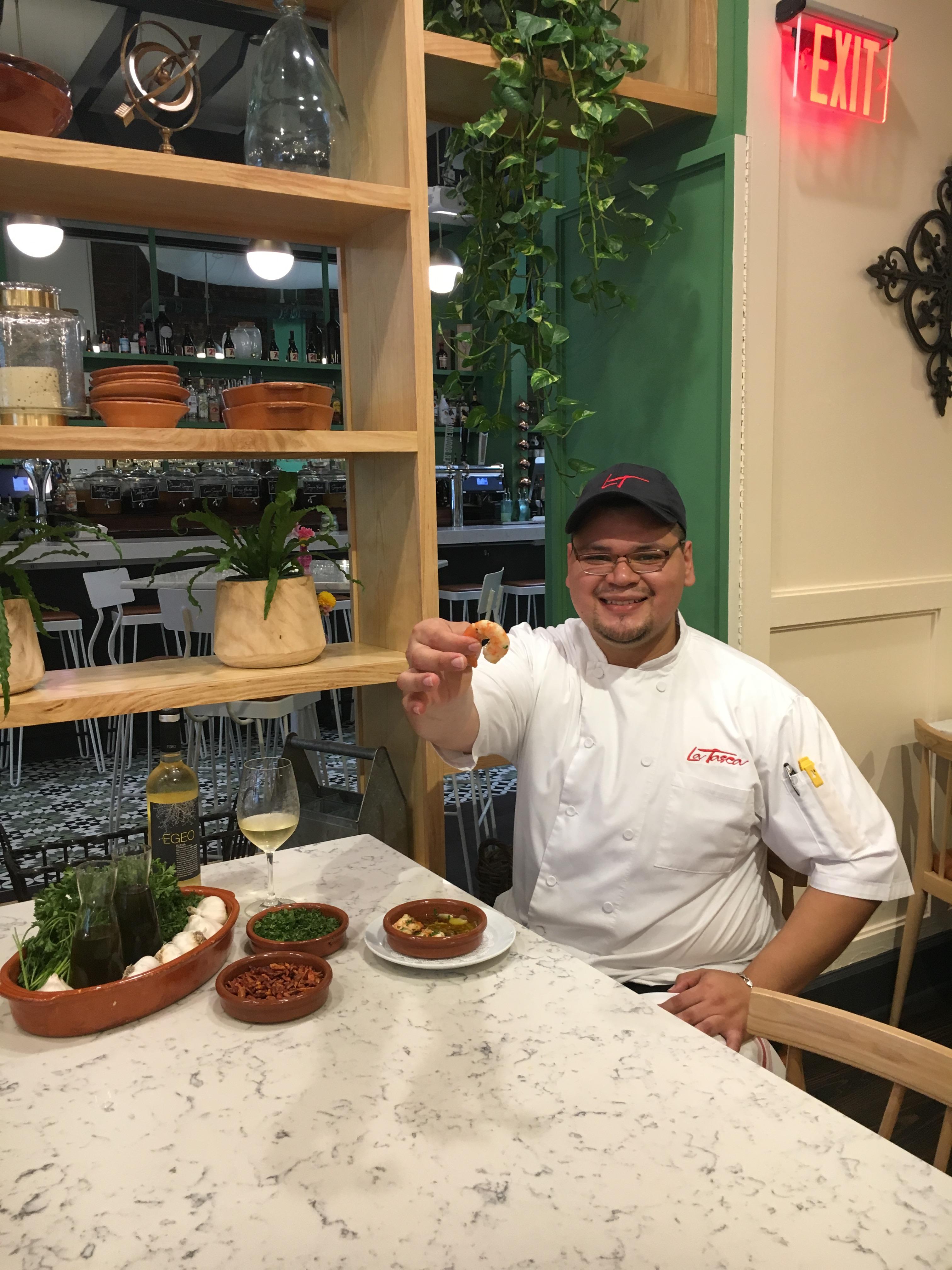 Masters of Cuisine: Chef Oscar Ordonez