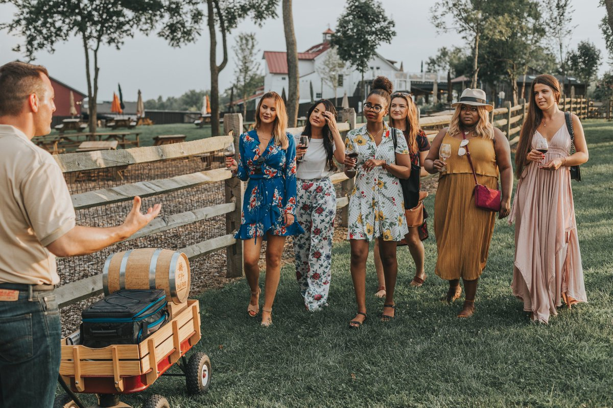 15 VIP Experiences in Virginia Wine Country
