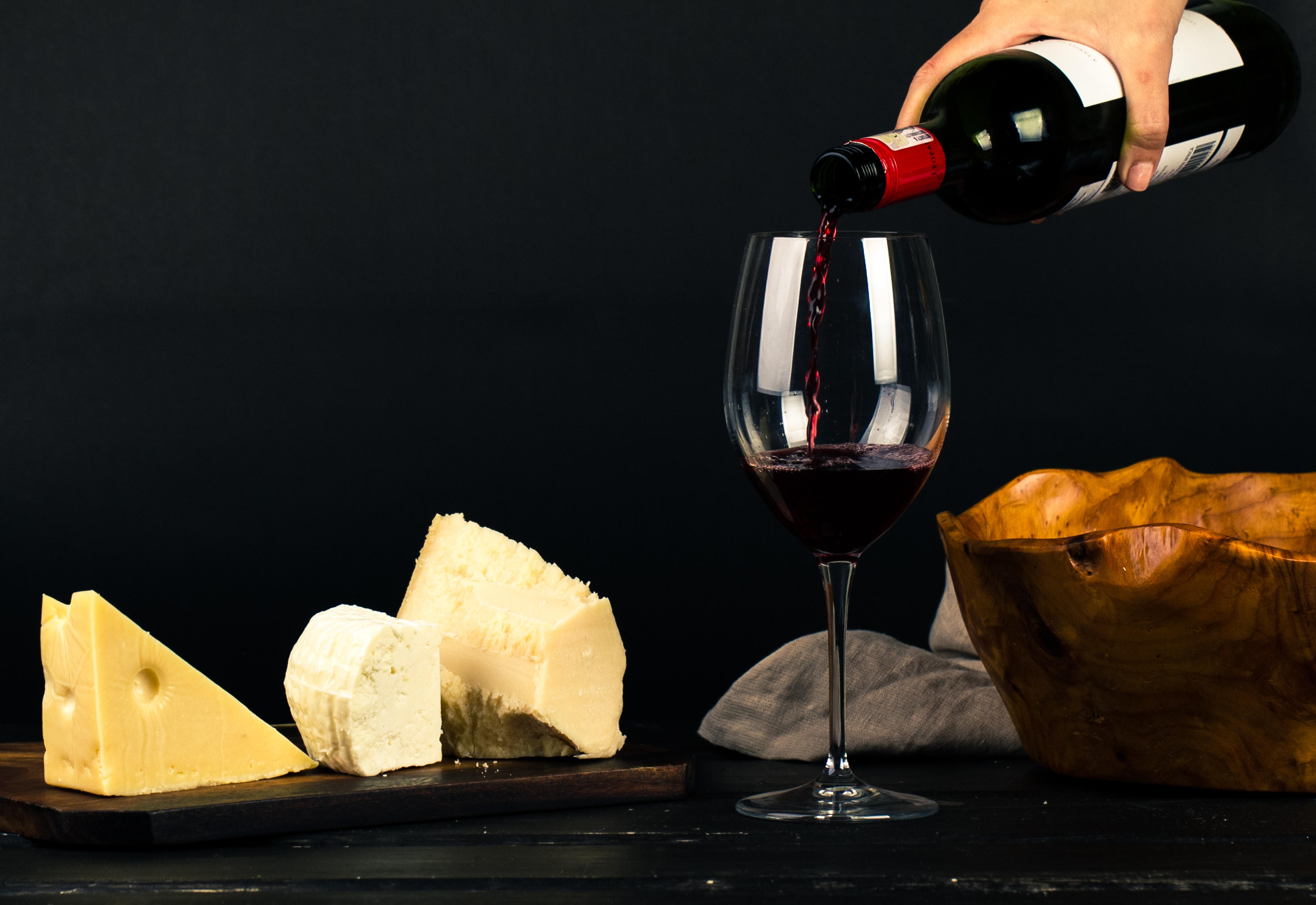 The Language of Tasting Wine