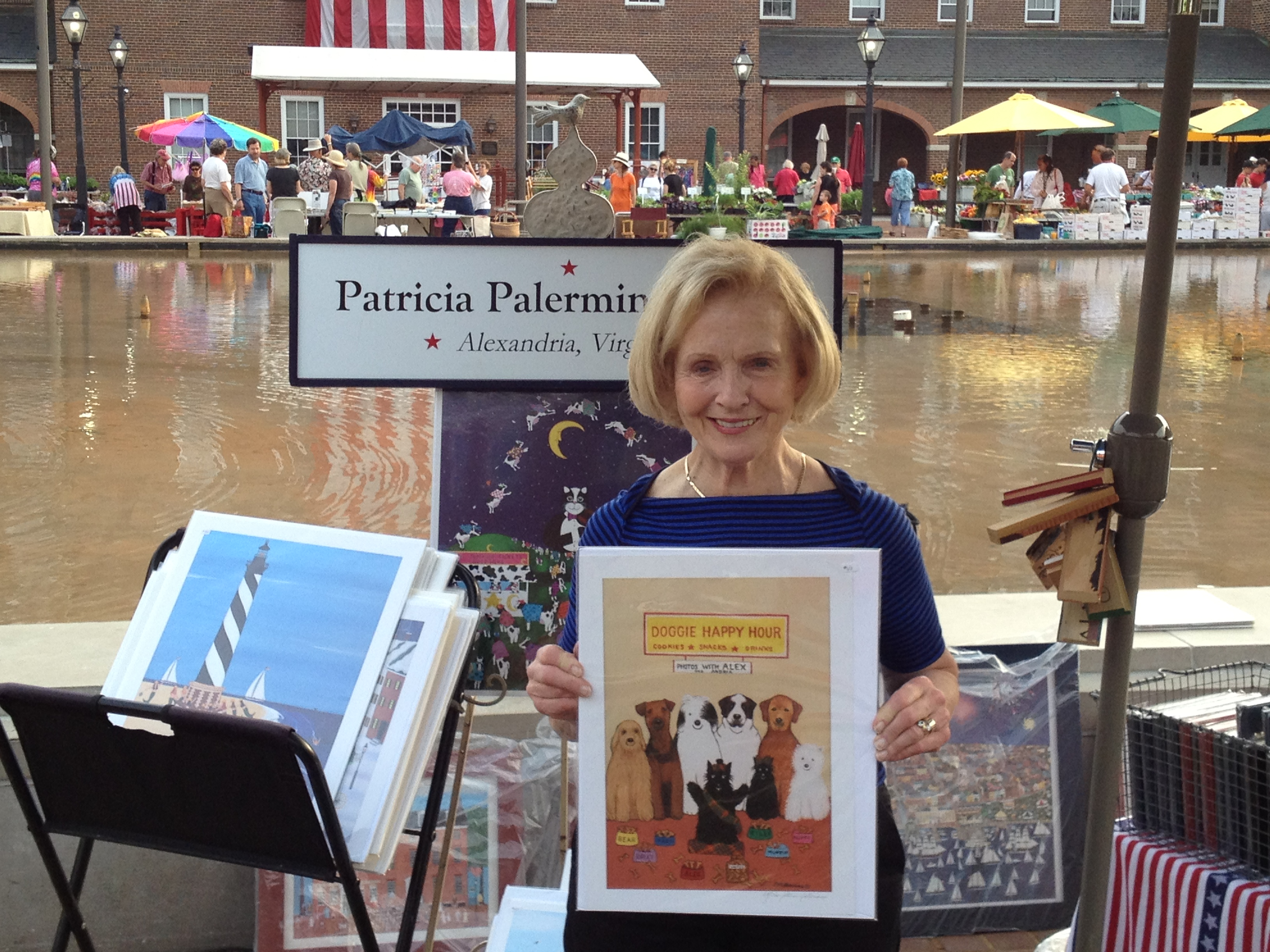 Patricia Palermino: American Folk Artist