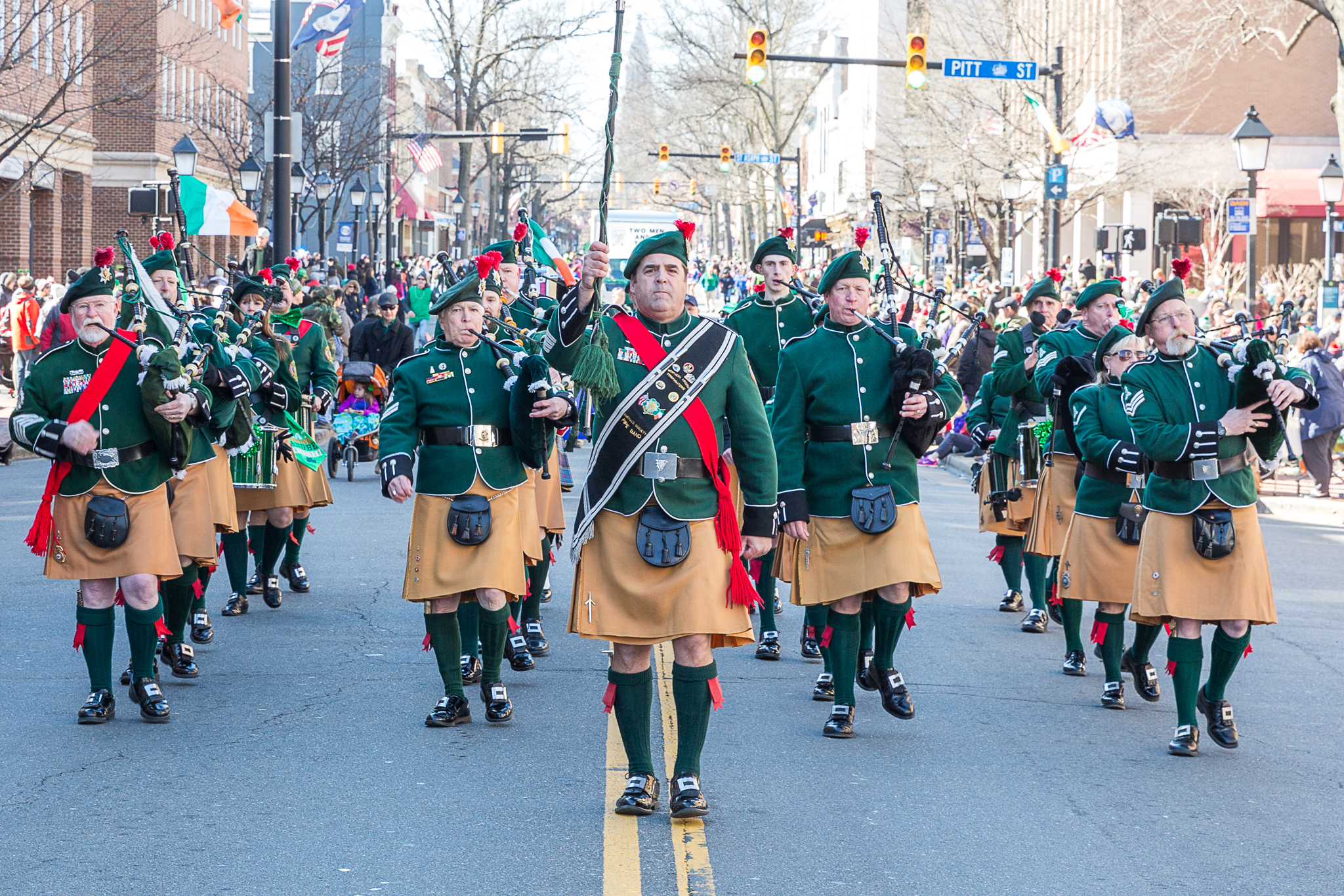 39thAnnual Alexandria St. Patrick's Day Parade and Fun Dog Show – March 7th