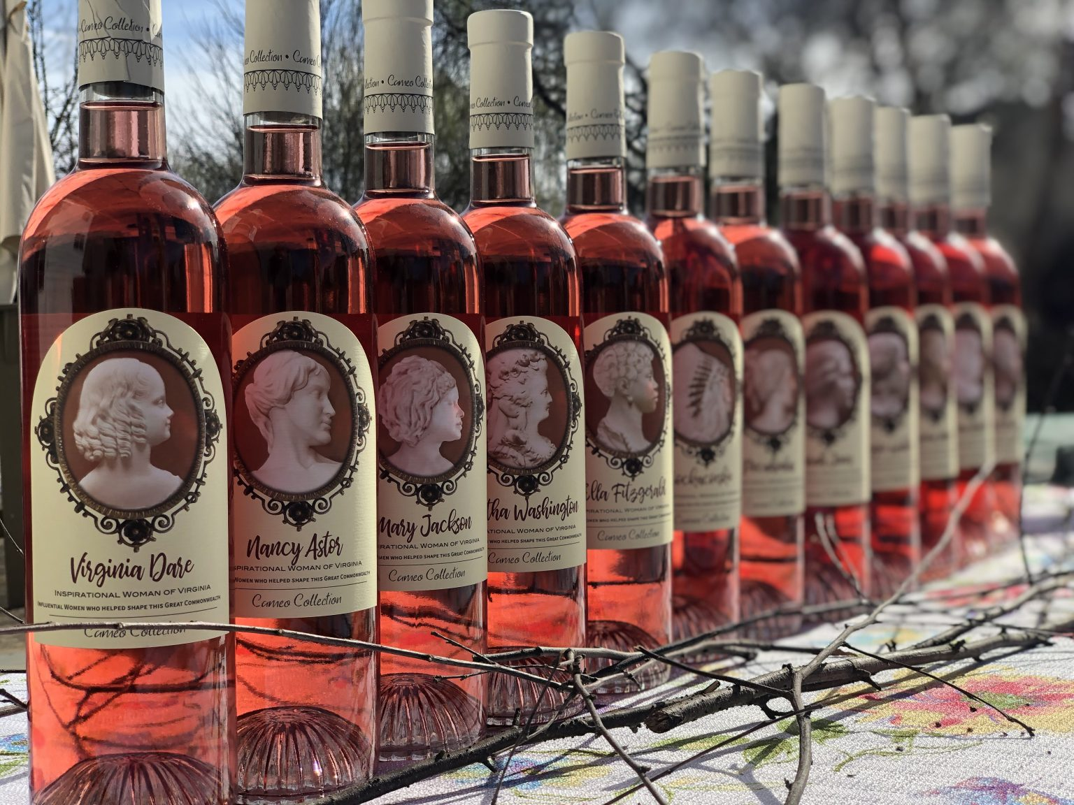 Special Rosés for Mother's Day