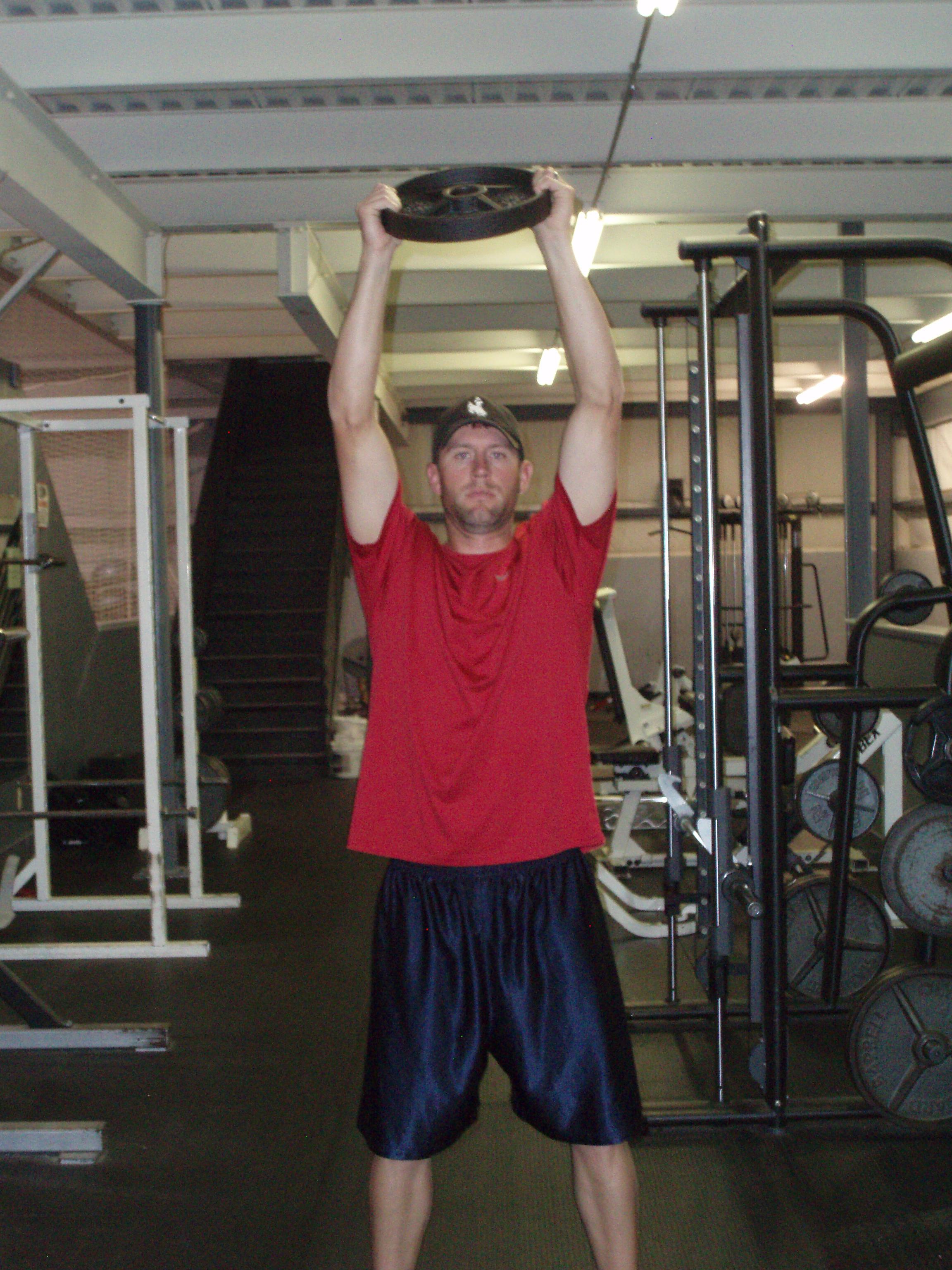 The Weight Plate Horseshoe