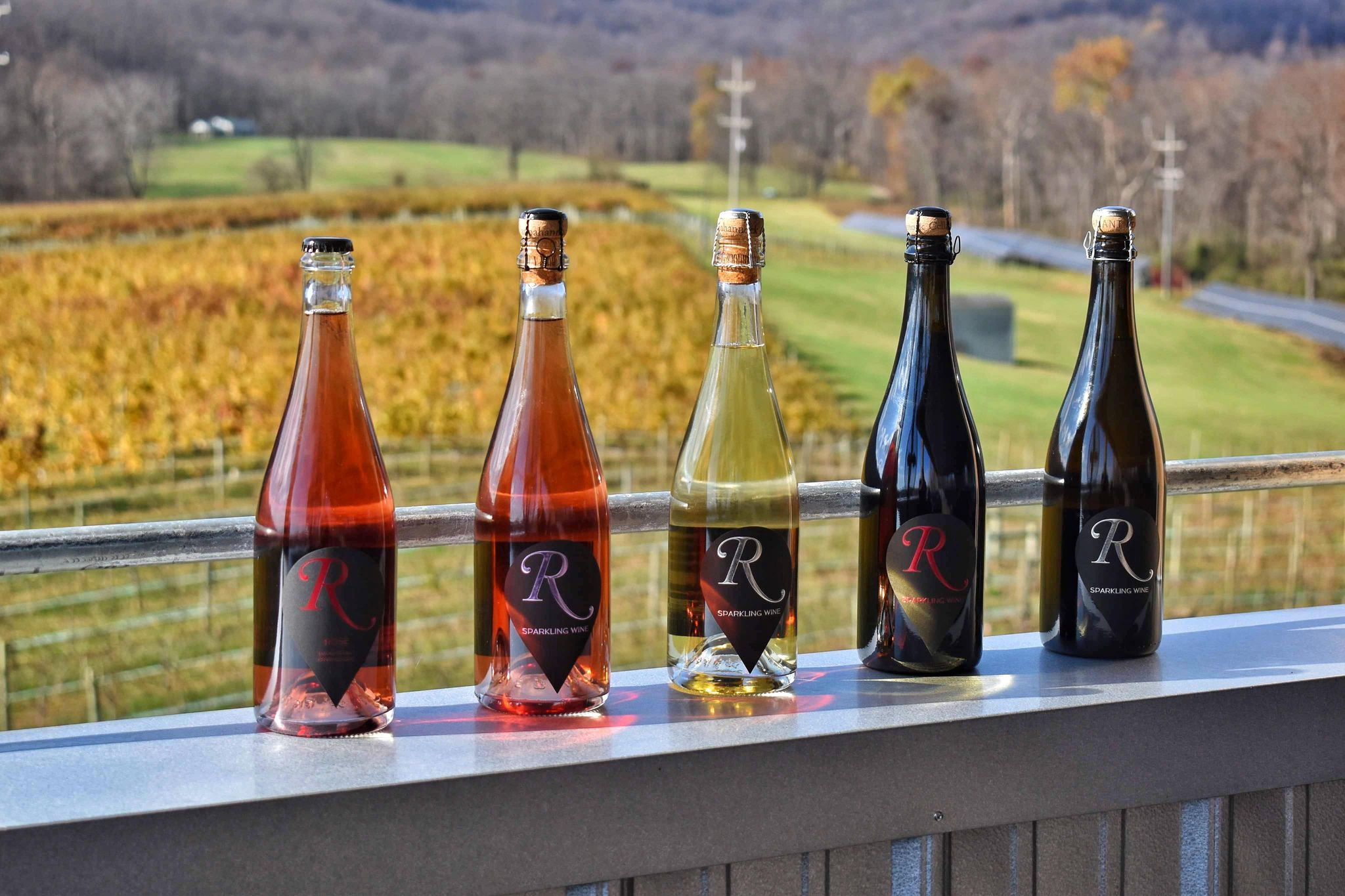 Virginia Wineries Breaking the Mold On Sparkling Winemaking
