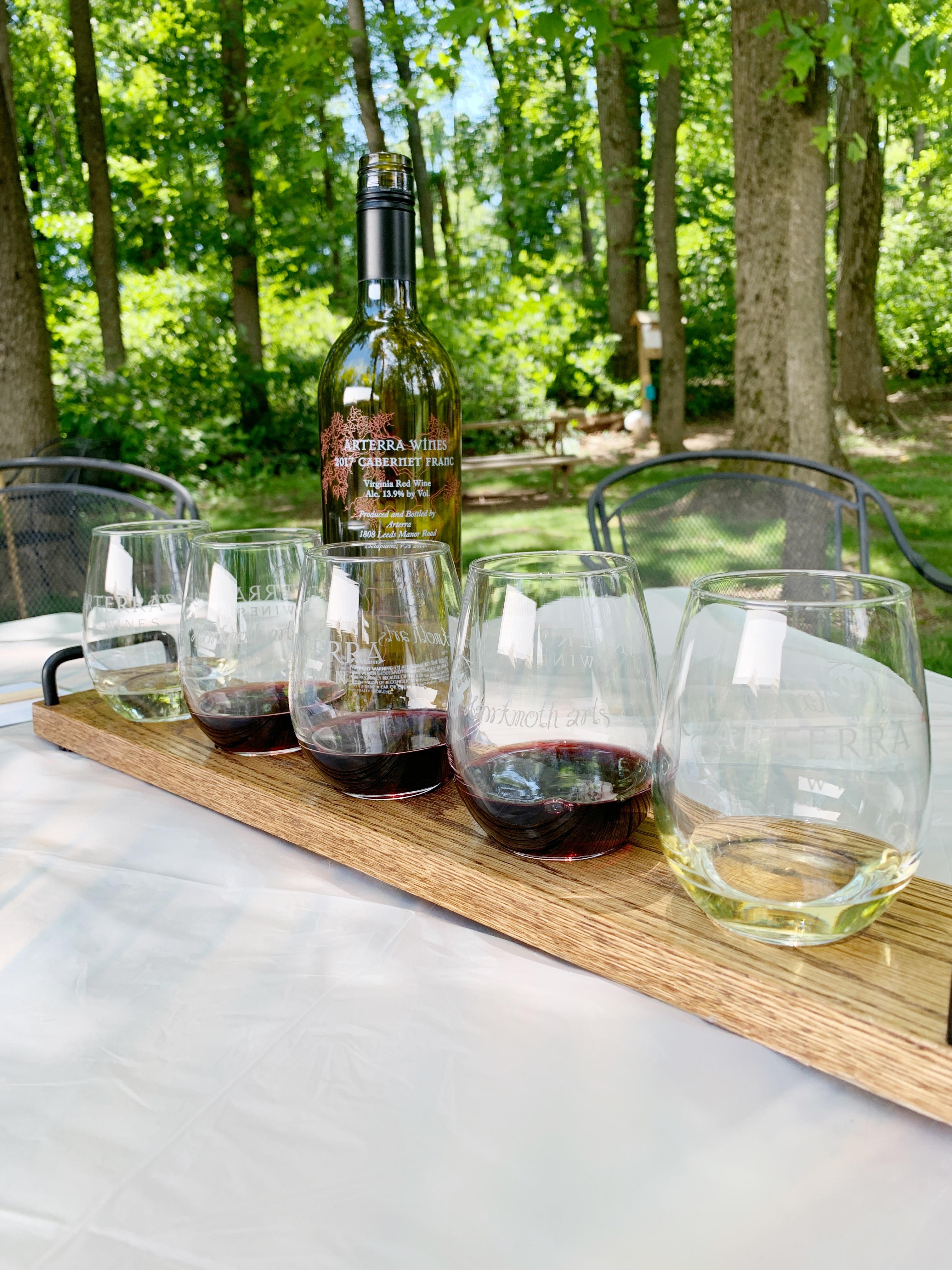 """Understanding Virginia's """"Natural Wine"""""""