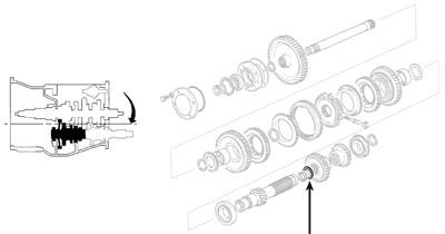 Landini: Borgring 62.7 x 51.6 x 2.8 mm