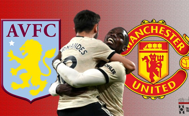 Man United Ratings Vs Villa As The Red Devils Win 3 0