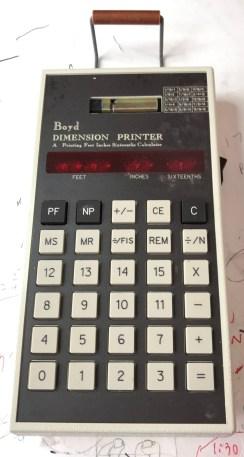 Boyd Calculator