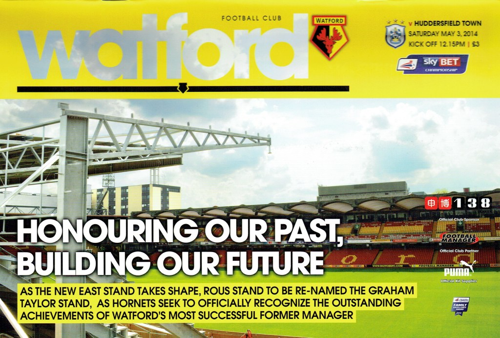 Huddersfield Town Page 2 Old Watford