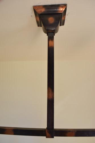 Craftsman 26 inch ceiling cap