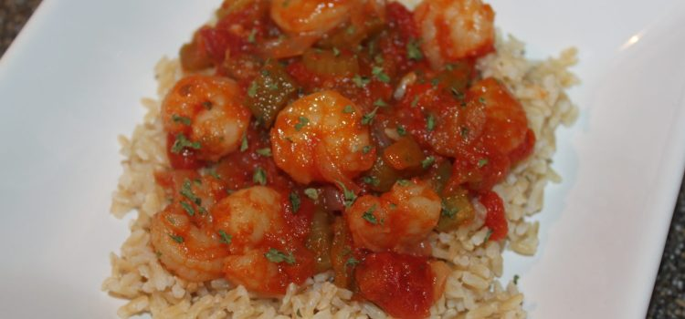 RECIPE OF THE WEEK – Shrimp Creole…..I 'gar-on-tee' you will love this Mardi Gras recipe