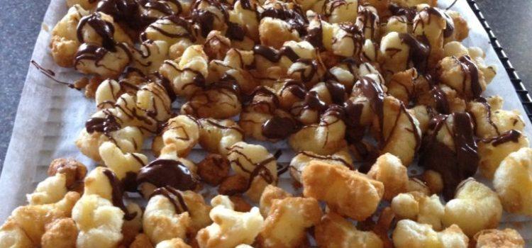 Homemade Caramel Corn Recipe – Peanuts and Chocolate optional :)