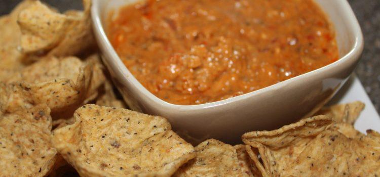 Crock Pot Tailgate Nacho Dip Recipe