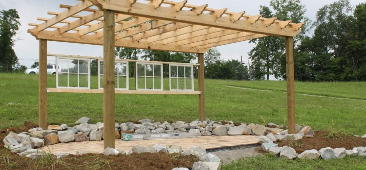 The Pergola Tour Wraps Up – And A Chance To Speak About Gardening