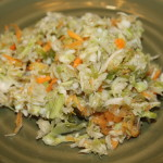 Quick and Easy Coleslaw