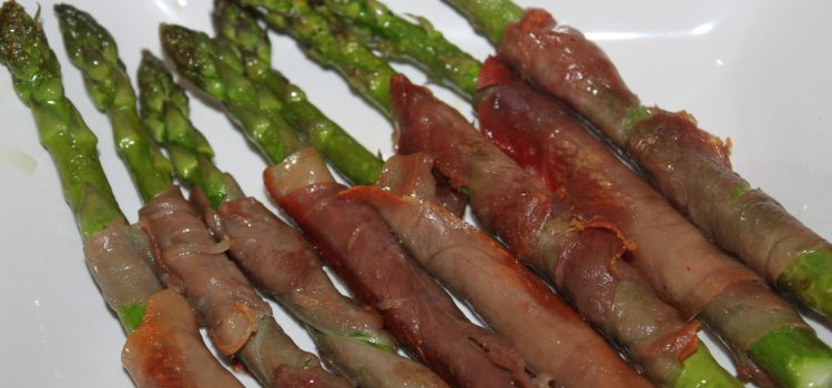 Prosciutto Wrapped Asparagus Recipe – Quick, Easy and Delicious Appetizer Or Side Dish
