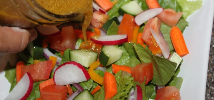 Homemade Italian Salad Dressing Recipe
