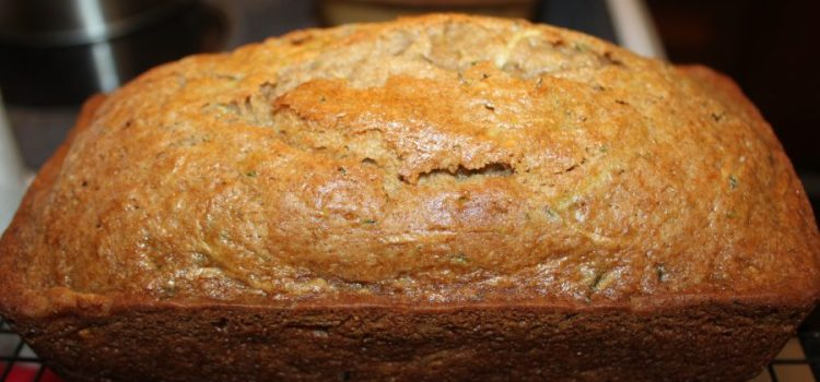Moist and Delicious Zucchini Bread Recipe